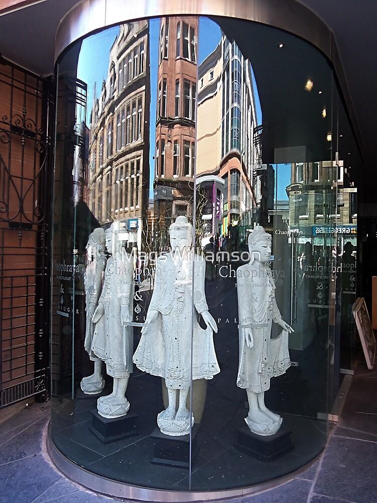Buchanan Street Shopfront, Glasgow by MagsWilliamson