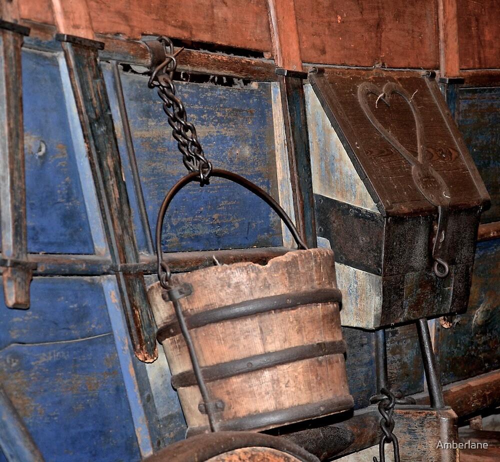 Ship Bucket by Amberlane
