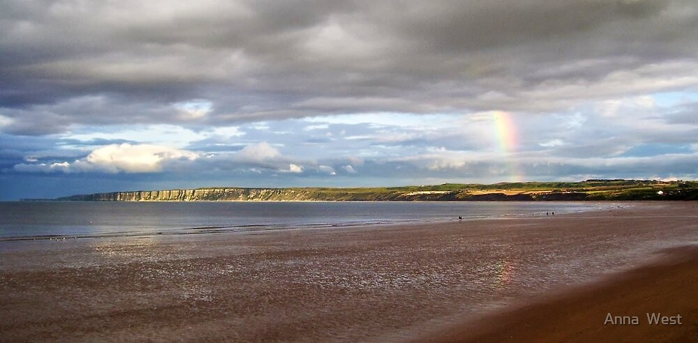 Filey by Anna  West
