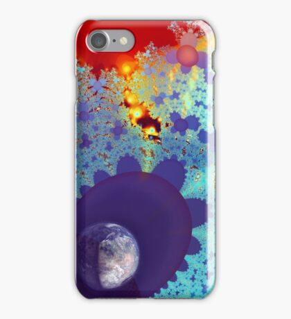 mars intelligence iPhone Case/Skin