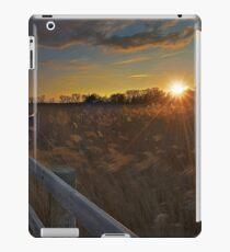 Breathtaking Sunset  iPad Case/Skin