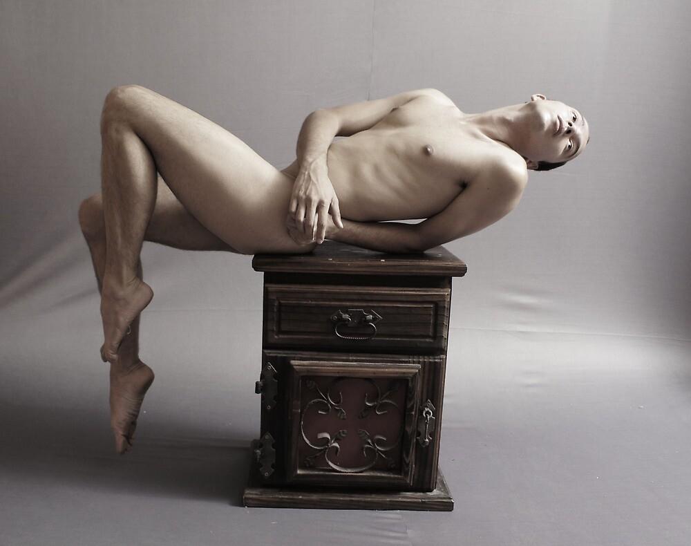 Nude  by JeffCR