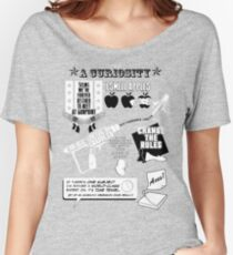 H.G. Wells Witticisms Women's Relaxed Fit T-Shirt