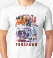 TOMAHAWK - god hates a coward Slim Fit T-Shirt