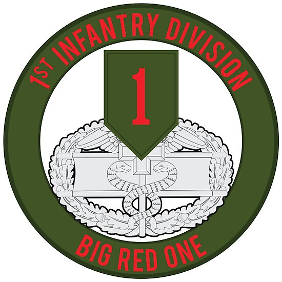 1st Infantry CFMB by jcmeyer