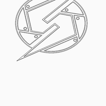 Metroid - Samus's Bounty Hunter Logo by Fayzun