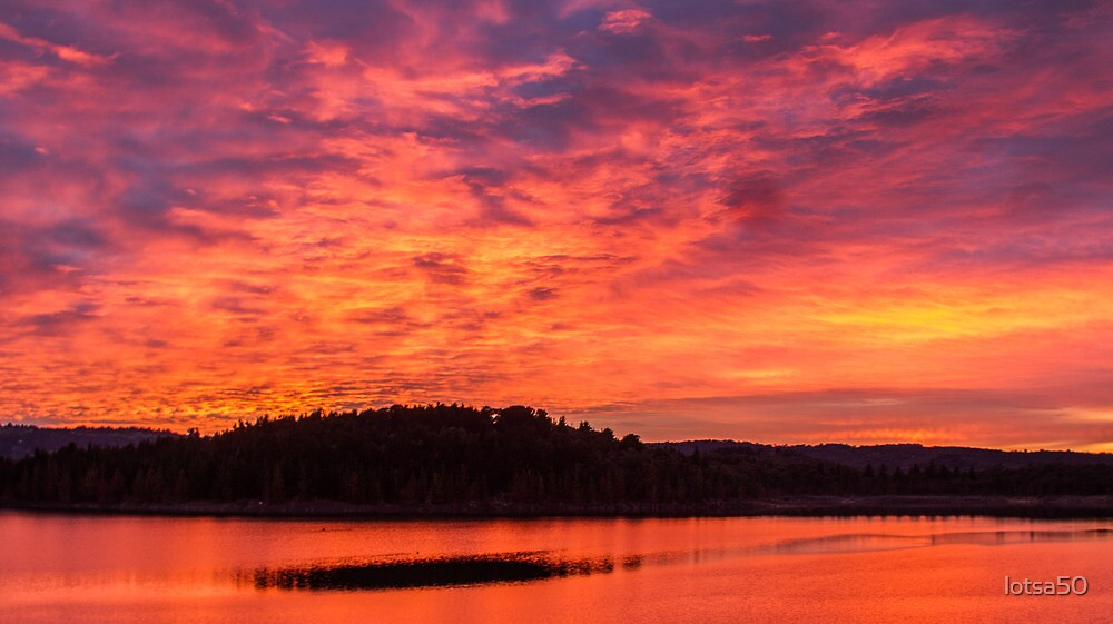 Sunrise by lotsa50
