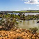 Ps Marion - Bow Hill Cliffs by Dave  Hartley