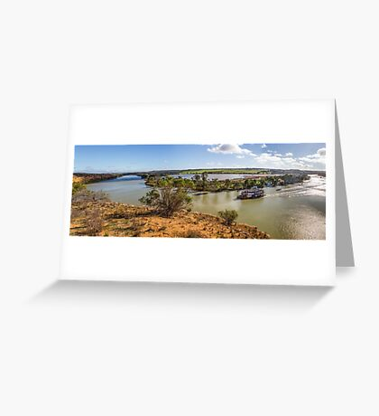 Ps Marion - Bow Hill Cliffs Greeting Card