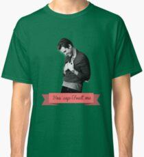 You cap-Tveit me! Classic T-Shirt
