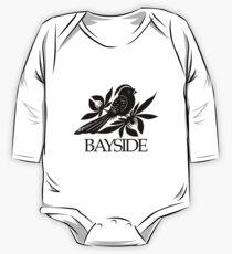 Bayside Band Logo Langärmeliger Einteiler