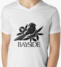 Bayside Band Logo Men's V-Neck T-Shirt