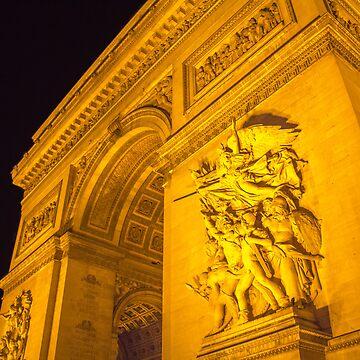 L'Arc de Triomphe by MunschkinMedia