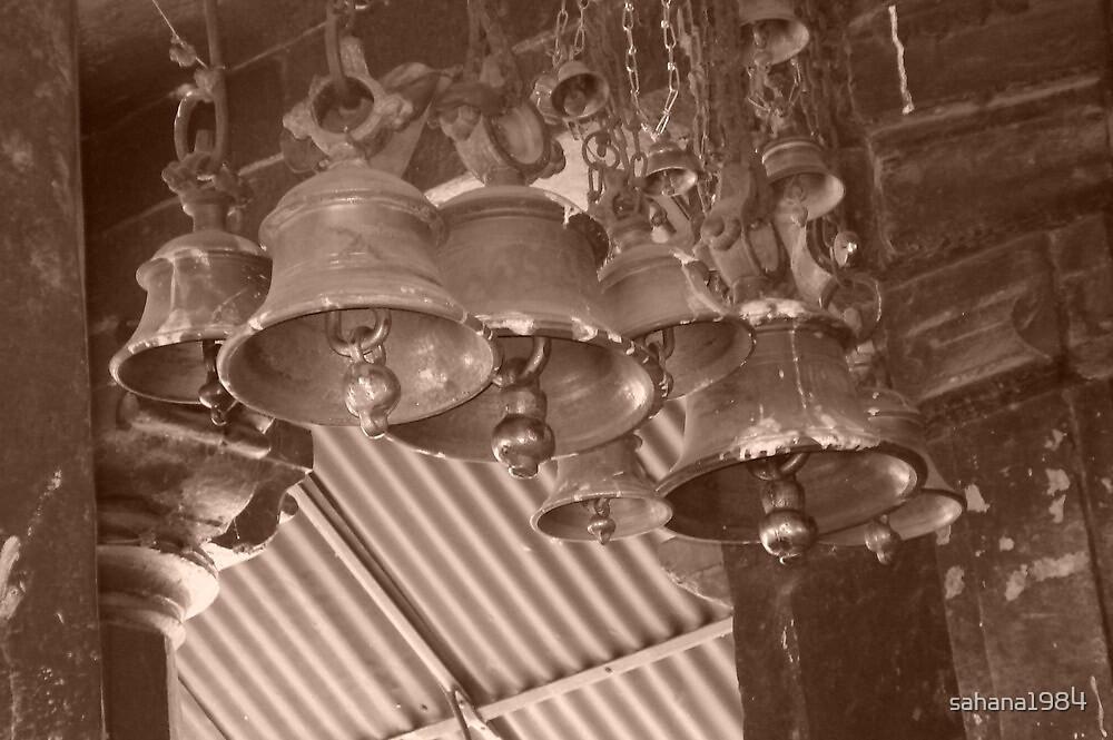 Temple Bells by sahana1984