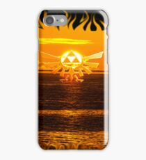Hyrule Sunset iPhone Case/Skin