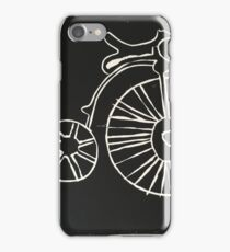 Penny Farthing by Darcy Endacott iPhone Case/Skin