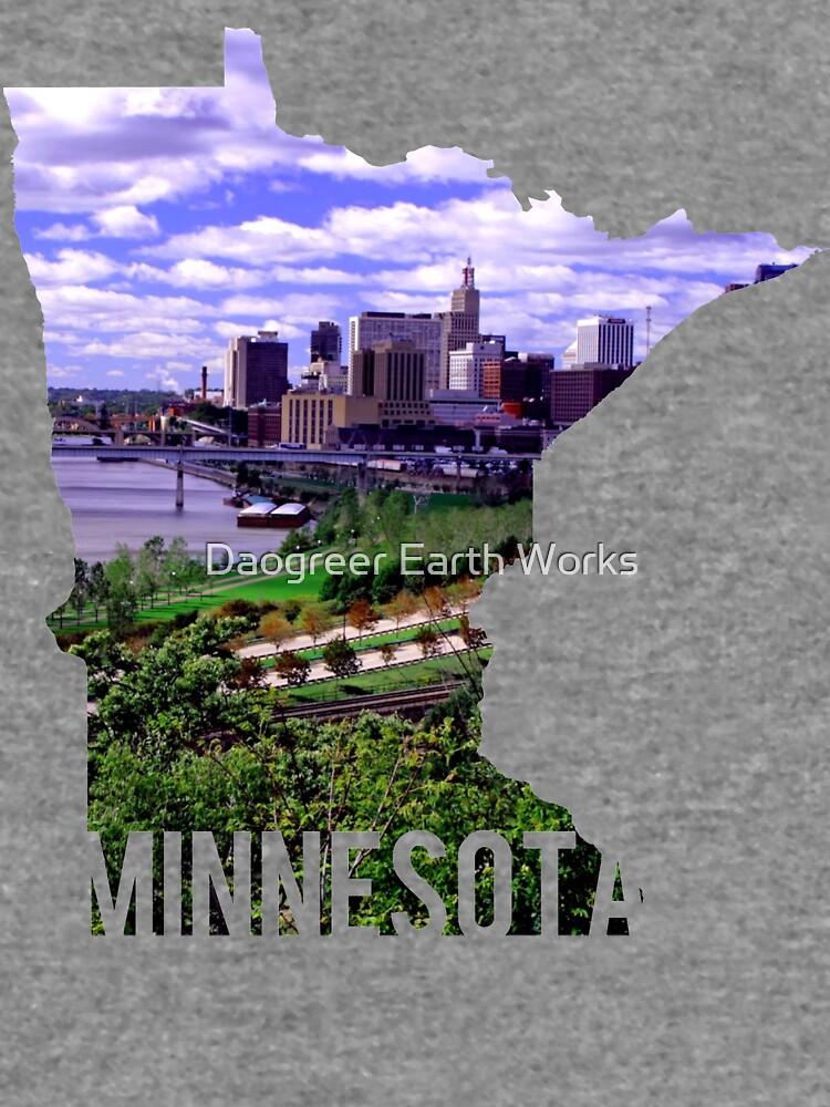 Minnesota - St. Paul by DaogreerEarth