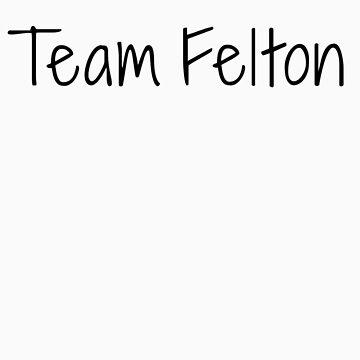 Team Felton tee by LovelieeJ92