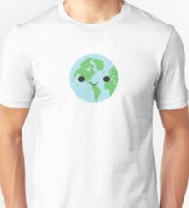 Happy Earth Unisex T-Shirt