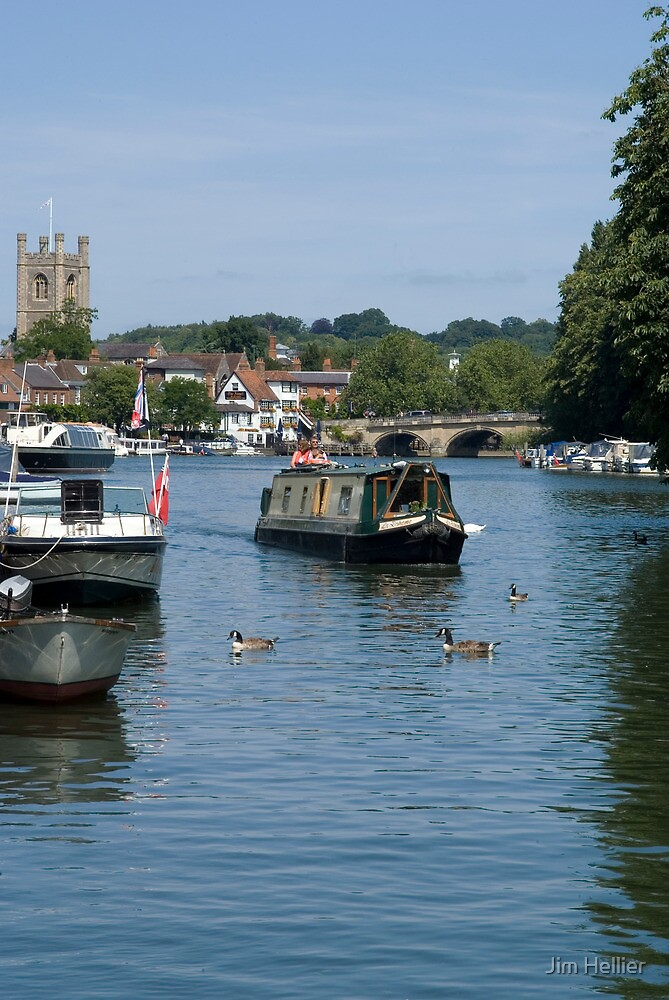 Henley on Thames  by Jim Hellier