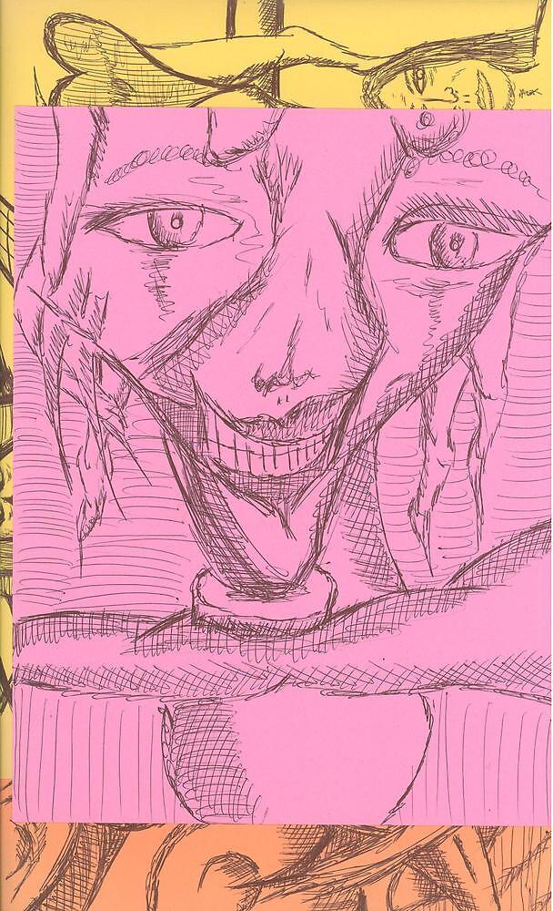 ornamental clown by wormink