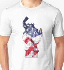 Funny supasize me Statue of Liberty Unisex T-Shirt