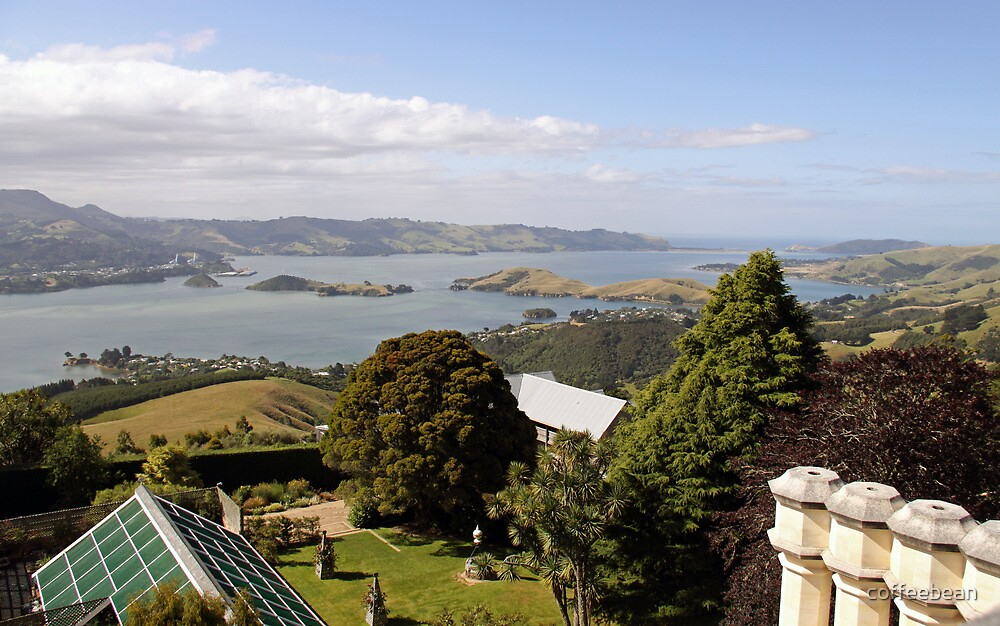 Otago Peninsula View by coffeebean