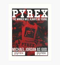 PYREX VISION Art Print