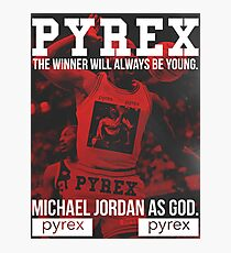 PYREX VISION Photographic Print