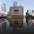 South Dock Panorama by John Gaffen