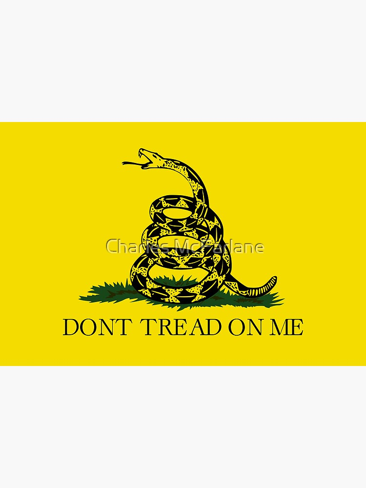 Bandera de Gadsden de ChipMcFarlane