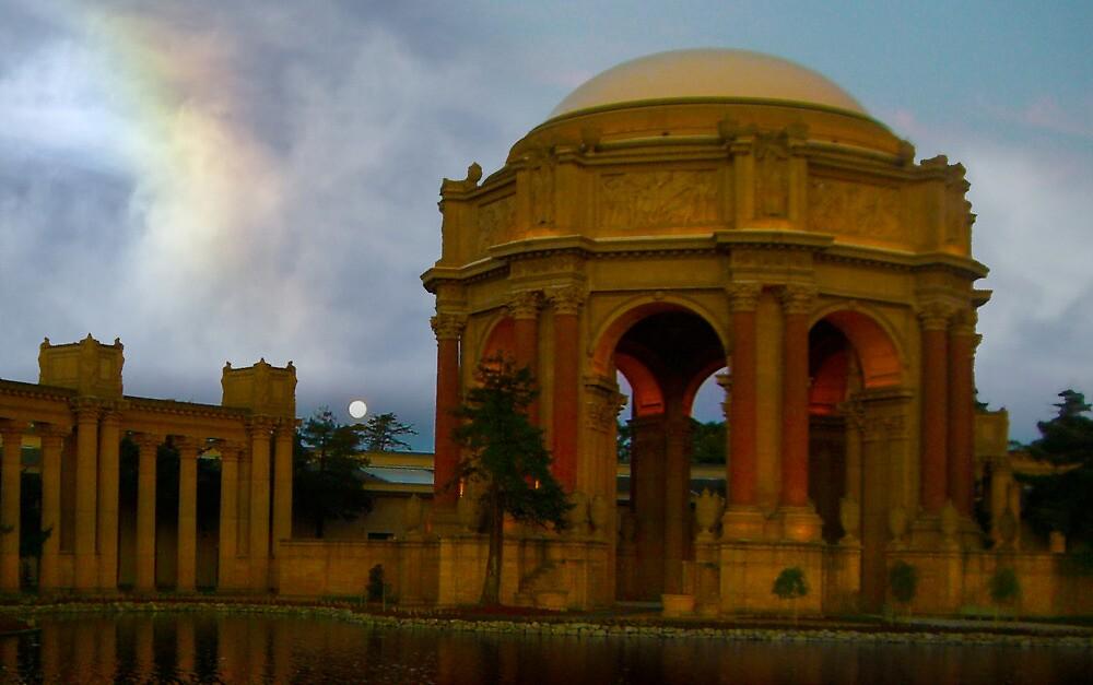 The Palace Moon by David Denny