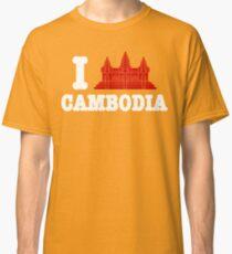 I Angkor (Love) Cambodia Classic T-Shirt
