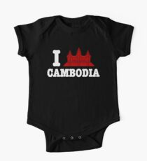 I Angkor (Love) Cambodia Kids Clothes
