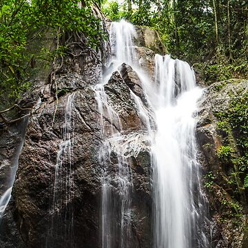 Malaysian Waterfall by MunschkinMedia