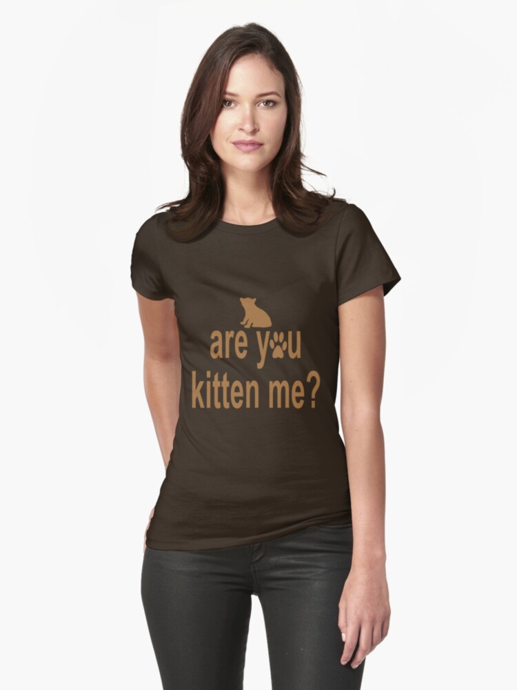 Are you kitten me? by pixelman