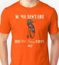 Old Timey Bikes T-Shirt