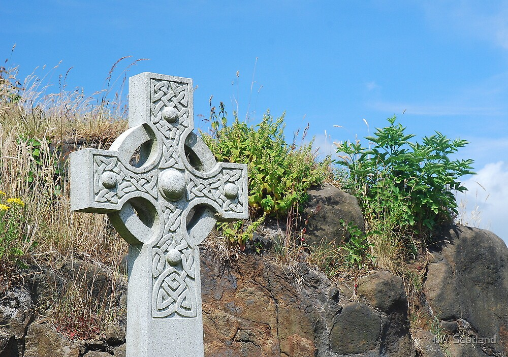 "The ""Celtic"" Cross by MY Scotland"