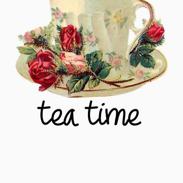 Tea Time by Romeyy