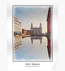 Still Waters in Mount Poster