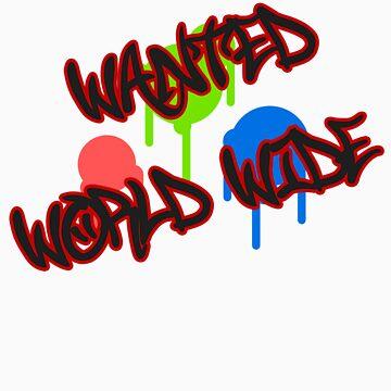 Wanted World Wide - Streetwear by KingsofStreets