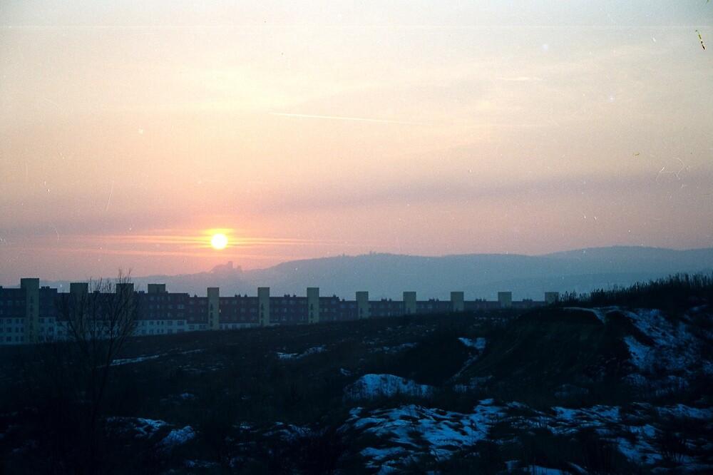 bad sunset 3 by verivela