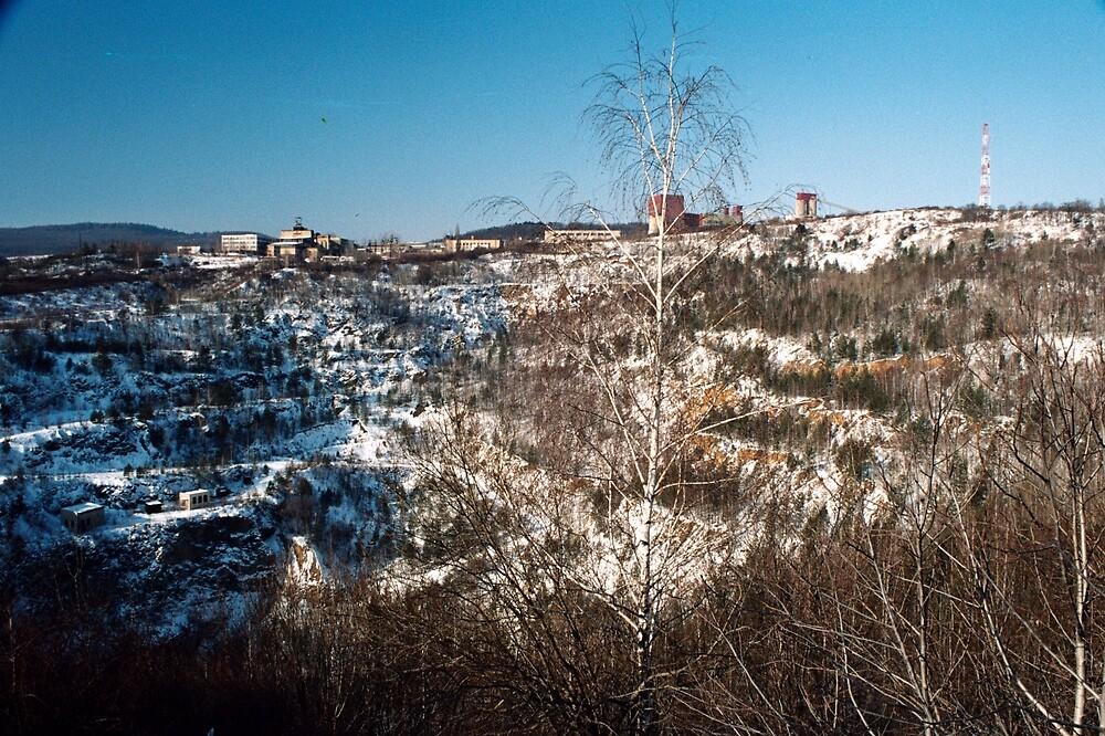 old mine by verivela