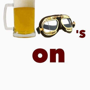 beer goggles on by Wokswagen