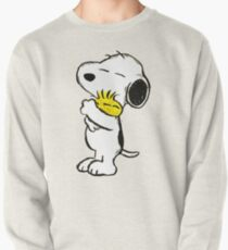 Snoopy and Woodstock Pullover