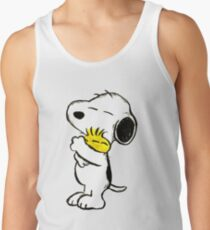 Snoopy and Woodstock Tank Top