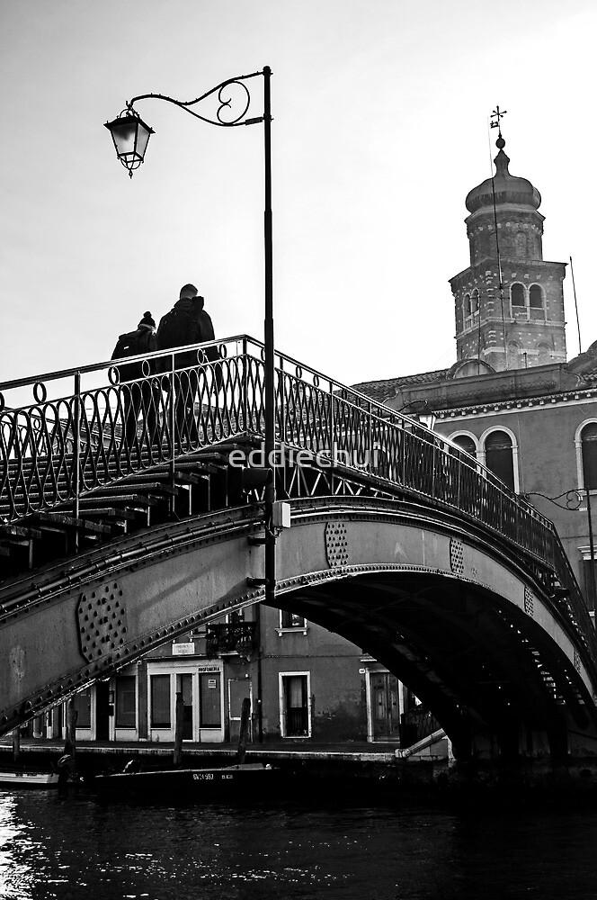 On The Bridge by eddiechui