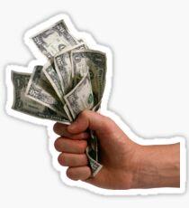 FISTFUL OF DOLLARS Sticker