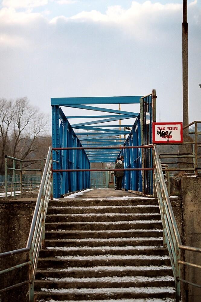 zakaz vstup / no entry by verivela