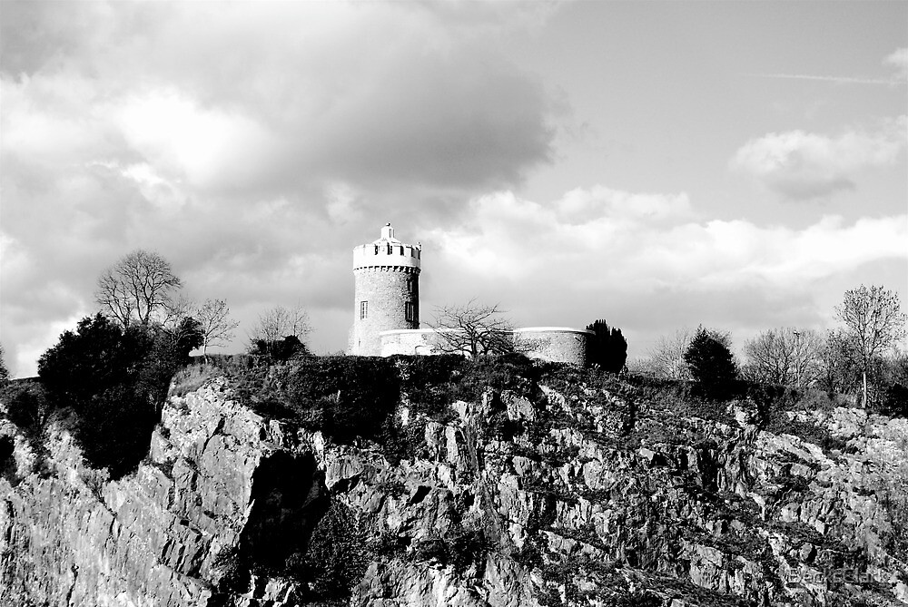 Clifton Observatory, Bristol by BecksClark